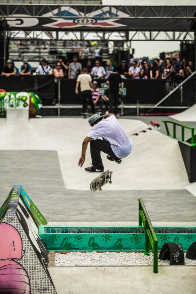 Paul Rodriguez- X GAMES AUSTIN 2014
