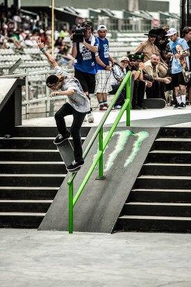 Aaron Homoki - X GAMES AUSTIN 2014