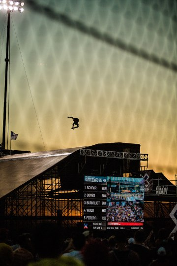 Tom Schaar - X GAMES AUSTIN 2014